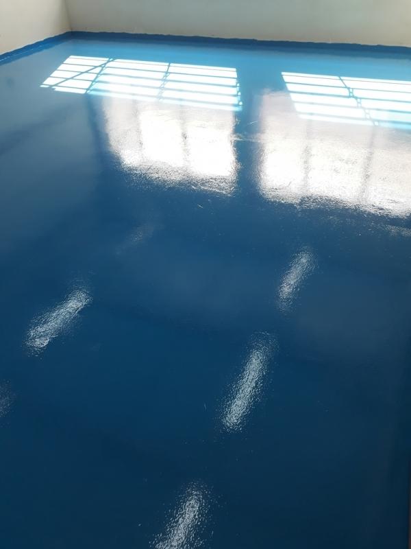 Pintura Epóxi no Piso Penha - Pintura Epóxi no Chão