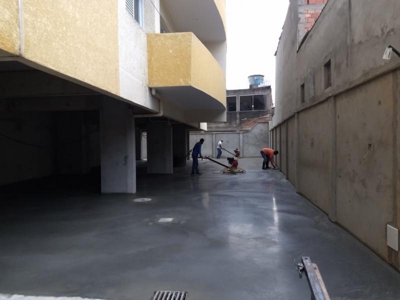 Piso de Concreto Estacionamento Preço Jardim São Paulo - Piso de Concreto para área Externa