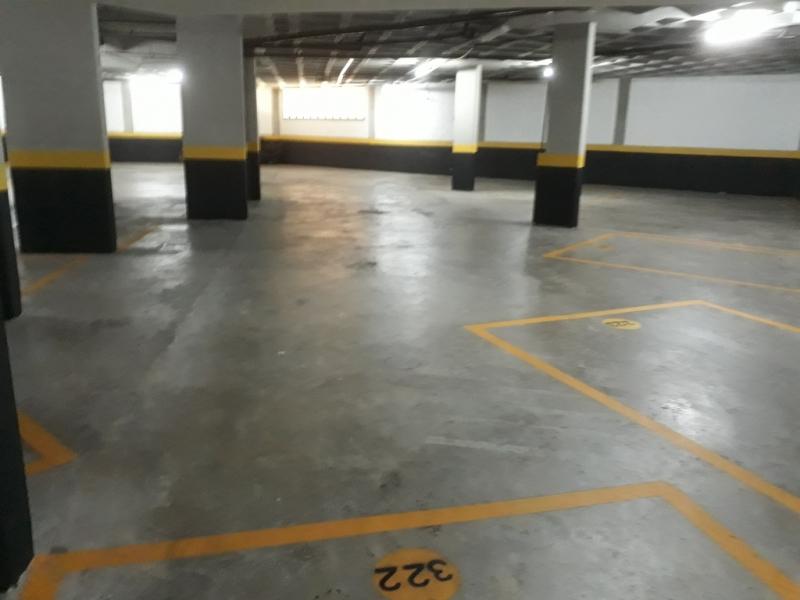 Piso de Concreto Estacionamento Santana de Parnaíba - Piso de Concreto para área Externa
