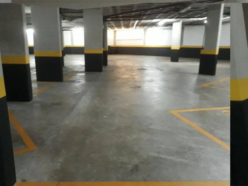 Piso Polido para Garagem Preço Guarulhos - Piso Porcelanato Polido Risca Fácil