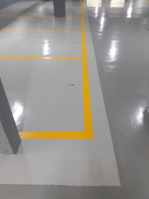 Quanto Custa Pintura Epóxi Garagem Campo Limpo - Pintura Epóxi em Piso