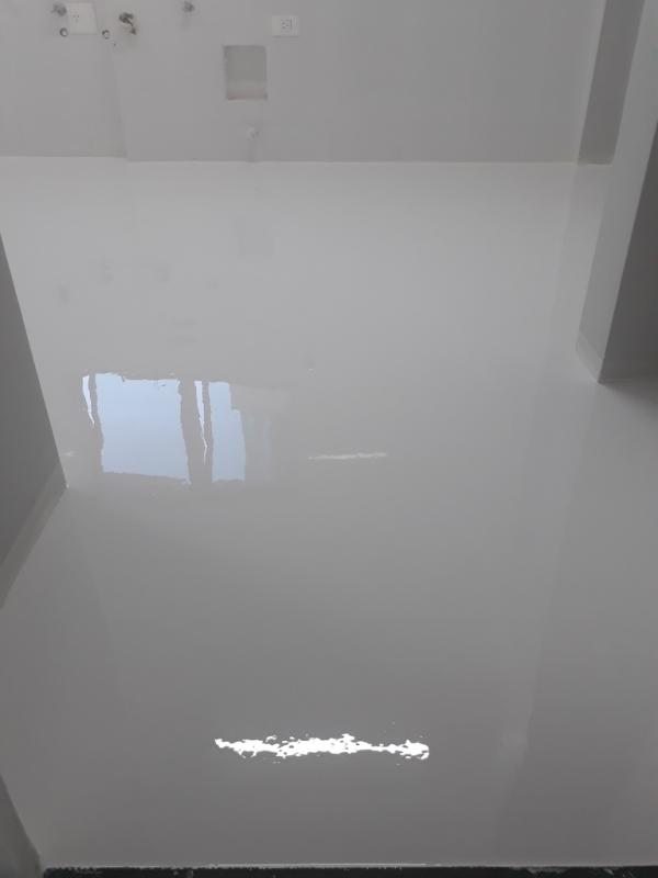 Revestimento Porcelanato Autonivelante Branco Preço Itapevi - Revestimento Autonivelante