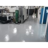 aplicação de epóxi no piso preço Vila Sônia