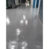 aplicação de epóxi no piso valor Jabaquara