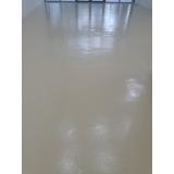 aplicação de pintura epóxi chão
