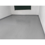 aplicação de pintura epóxi chão valor Santa Cecília