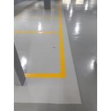 aplicação de pintura epóxi de piso valor Ipiranga
