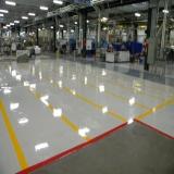 aplicação de resina epóxi de piso preços Santo Amaro