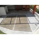 aplicação de resina epóxi em piso preço Vila Mariana