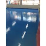 aplicação de tinta epóxi em pisos valor Itaquera
