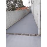 aplicação de tinta epóxi no piso preço Ponte Rasa