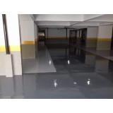 aplicação em resina epóxi para piso preços Perdizes