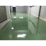 aplicação resina epóxi para piso preço Jardim Marajoara