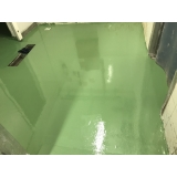 aplicação resina epóxi para piso preços Cidade Ademar