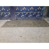 aplicação resina epóxi piso preço Água Funda
