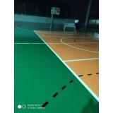 empresa de faz pinturas de quadras esportivas Aricanduva