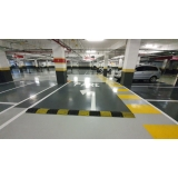 empresa de pintura de faixas de estacionamento orçar Bela Vista