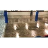 empresa de pintura epóxi piso concreto cotação Rio Pequeno