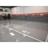 empresa de pintura epóxi garagem