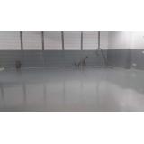 empresa de pintura epóxi para piso