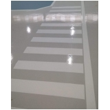 empresa de piso em epóxi orçamento Itapecerica da Serra