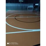 orçamento de pintura com epóxi quadra poliesportiva Campo Limpo