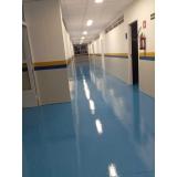 pintura com poliuretano para piso cotar Franco da Rocha