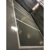 pintura epóxi de concreto para garagem preços Osasco