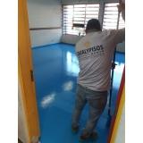 pintura epóxi de piso Jaguaré