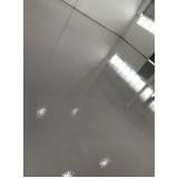 pintura epóxi para piso concreto Cidade Patriarca