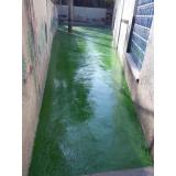 pintura epóxi piso preço Casa Verde