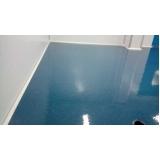 pintura poliuretano para pisos em epóxi cotar Itaim Paulista