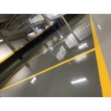 pintura epóxi de concreto para garagem