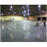 piso de concreto branco preço Itaquera