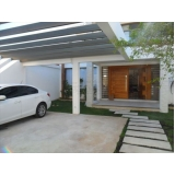 piso de concreto branco Interlagos