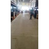 piso de concreto camurçado preço Embu Guaçú