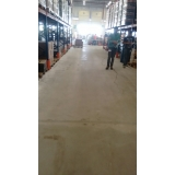 piso de concreto camurçado preço Francisco Morato
