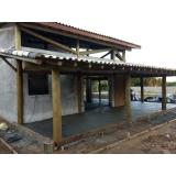 piso de concreto com pedrisco preço Campo Grande