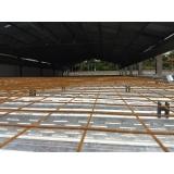 piso de concreto de alta resistência Tucuruvi