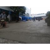 piso de concreto para área externa preço Mooca