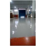 piso de resina epóxi Vila Andrade