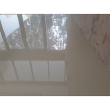 piso epóxi autonivelante Casa Verde