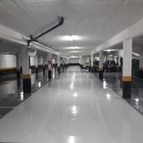 piso epóxi para garagem valor República