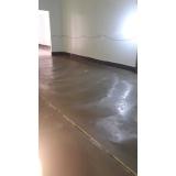 piso industrial concreto polido orçar Cajamar