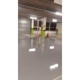 piso industrial epóxi Campo Limpo
