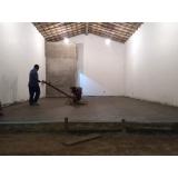 piso polido de cimento preço Taboão da Serra