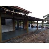 piso polido para área externa preço Brasilândia