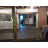piso polido para área externa Jaçanã