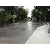 pisos de concreto Cajamar