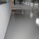 piso de revestimento epóxi